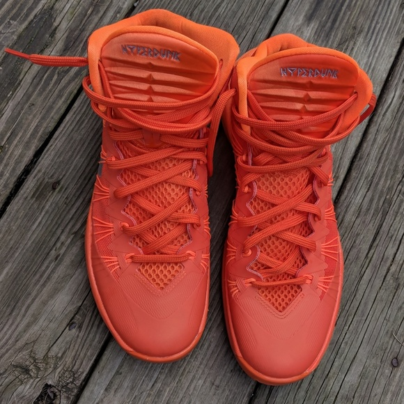timeless design c80ef 95639 Nike Hyperdunk 2013 TB - Brilliant Orange